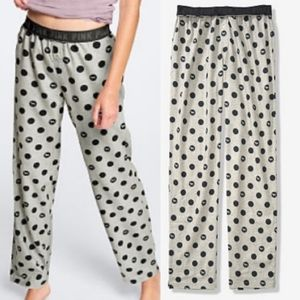 VS PINK  Dog Logo Sleep Pants S M L
